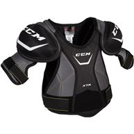 Learn to Play Hockey CCM XTK Youth Shoulder Pads