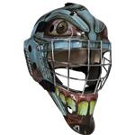 Bauer NME 3 DaveArt Design Hockey Goalie Mask [SENIOR]