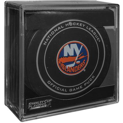 Sher-Wood 2015 NHL Playoffs Official Team Puck