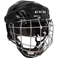 Learn to Play Hockey CCM FL40 Helmet Combo