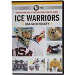 Ice Warriors: USA Sled Hockey DVD
