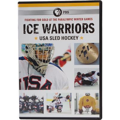 Ice Warriors: USA Sled Hockey DVD