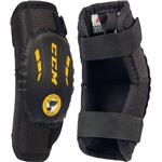 CCM Blues Learn to Play Hockey Elbow Pads - Junior