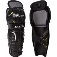 Learn to Play Hockey CCM XTK Youth Shin Guards
