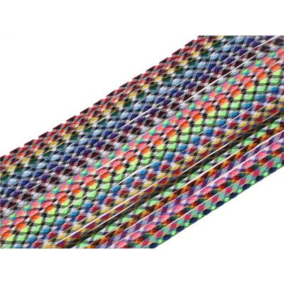 "Jimalax 3-Pk Tri Colored 33"" Shooting Lace"