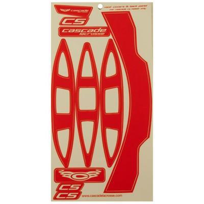 Cascade Sticker Pack For Cs Helmet