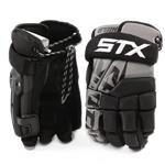 STX Shield Goalie Gloves - PB [SENIOR]