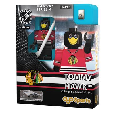 OYO Sports NHL Mascot G2 Mini Figures