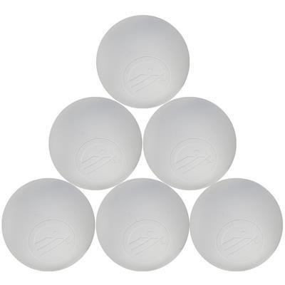 Maverik NOCSAE Lacrosse Ball 6 Pack