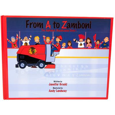 From A to Zamboni - Blackhawks