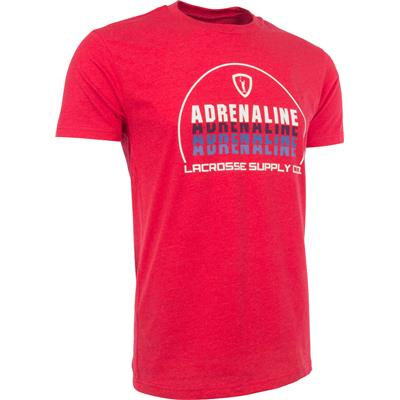 Adrenaline Throwback Tee Shirt