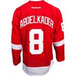Reebok Justin Abdelkader Detroit Red Wings Premier Jersey [MENS]