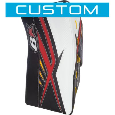Brians Sub Zero Pro 3 CUSTOM Goalie Blocker