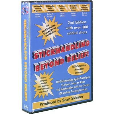 Stickhandling Beyond Belief DVD Series