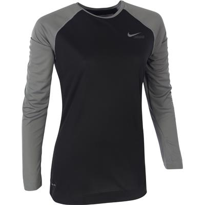 Nike Lacrosse Waffle Long Sleeve Shirt