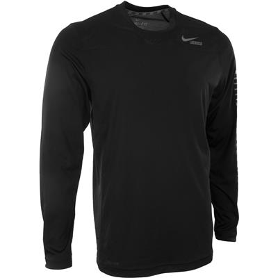 Nike Lacrosse Hyperspeed Dri-Fit Long Sleeve Shirt