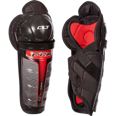 CCM Youth QuickLite Shin Guards