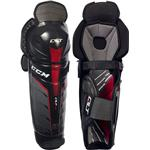 CCM QuickLite 290 Shin Guards [JUNIOR]