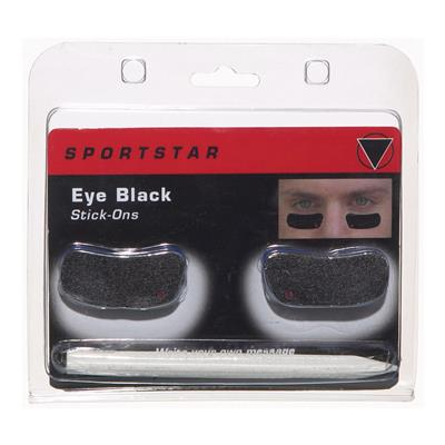Eye Black Stick-On 10 Pack