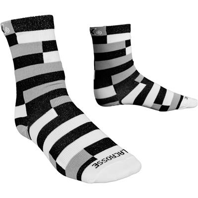 STX Fractured Strip Socks
