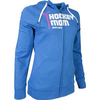 Bauer Hockey Mom FZ Hoody