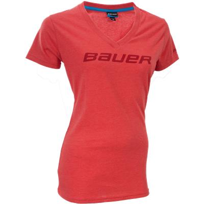 Bauer V-Neck Tee Shirt