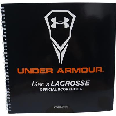Under Armour Mens Score book
