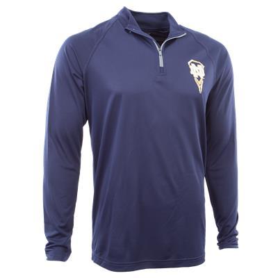 Under Armour Notre Dame Lacrosse Quarter-Zip Pullover