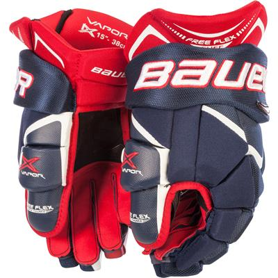 Bauer Vapor 1X Gloves