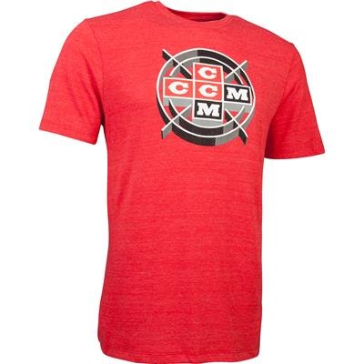 CCM Sniper Short Sleeve Tee Shirt