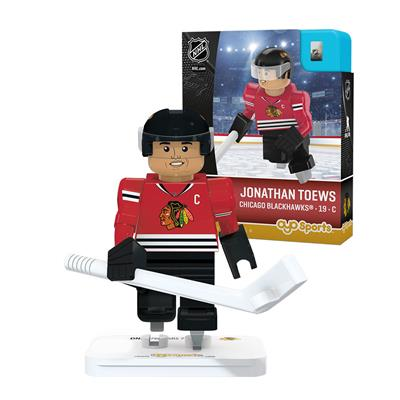 OYO Sports Jonathan Toews Minifigure - Chicago Blackhawks