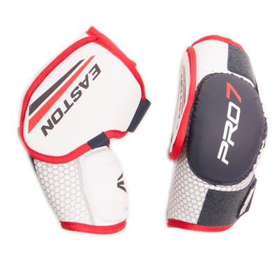 Easton Pro 7 Hockey Elbow Pads - Soft Cap