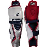 Easton Pro 7 Hockey Shin Guards [SENIOR]