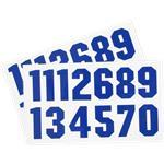 Pro Guard Helmet Numbers