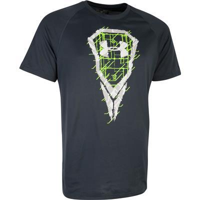 Under Armour Lacrosse Logo Tee Shirt