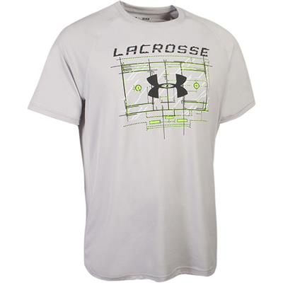 Under Armour Lacrosse Field Tee Shirt