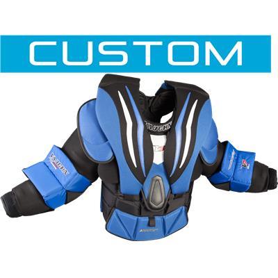 Vaughn Velocity XR Pro Carbon CUSTOM Goalie Chest & Arm Protector