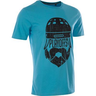 Gongshow Playoff Beard Tee Shirt