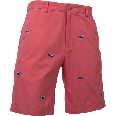 Vineyard Vines Whale Embroidered Breaker Shorts