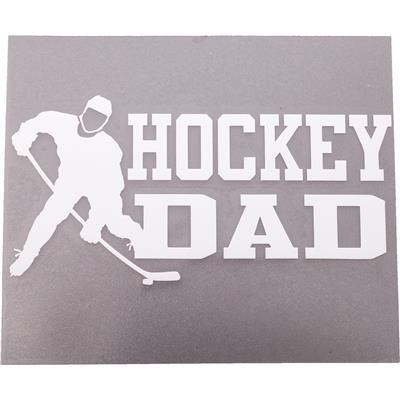 Pro Guard Hockey Dad Sticker