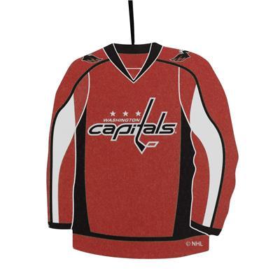 NHL Team Jersey Air Freshener
