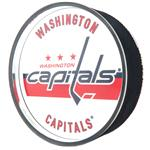 NHL Signature Puck