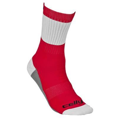 Celly Hockey Socks - Detroit