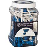 NHL Team Imprinted Golf Tees