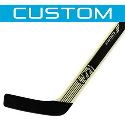 Warrior Swagger Pro Carbon Foam Core Goal Stick 12 Pack