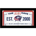 NHL Kids Cave Sign