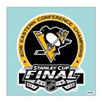 Wincraft Pittsburgh Penguins 2016 Stanley Cup Final Decal