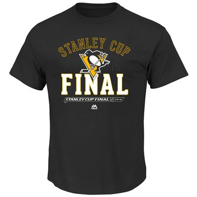 Majestic Athletic Penguins 2016 Stanley Cup Final Shirt