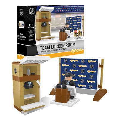 OYO Sports NHL Locker Room