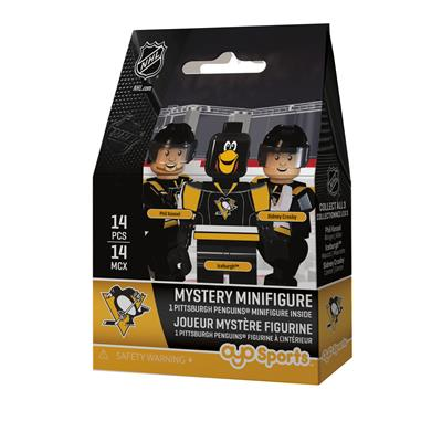 OYO Sports Pittsburgh Penguins G3 Player Mystery Pack